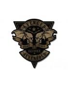 Køb billige Rock og Metal Band Patches og Rygmærker hos Headbangers.dk