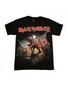 Køb Rock og Metal merchandise hos Headbangers.dk